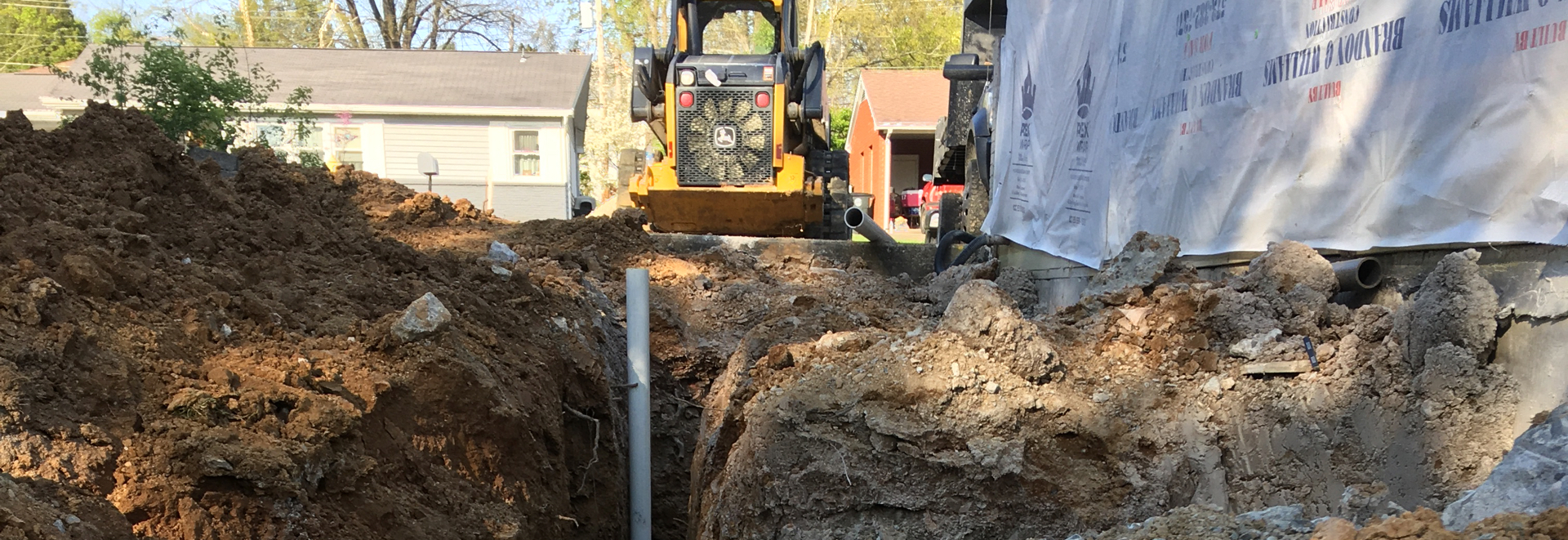 septic work in process